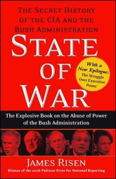 Paperback State of War : The Secret History of the CIA and the Bush Administration Book