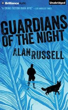 Audio CD Guardians of the Night (A Gideon and Sirius Novel) Book