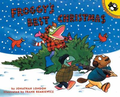 Froggy's Best Christmas - Book  of the Froggy