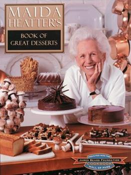 Maida Heatter's Book Of Great Desserts 0394491114 Book Cover
