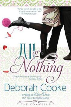 All or Nothing - Book #4 of the Coxwells