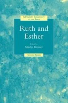 Paperback A Feminist Companion to Ruth and Esther Book