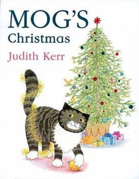 Paperback Mog's Christmas Book