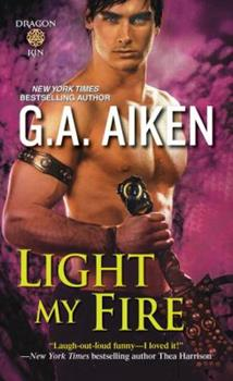 Light My Fire 1420131591 Book Cover