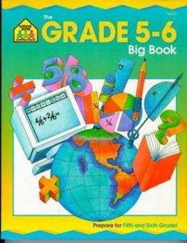 Big 5th and 6th Grade Workbook (New Big Get Ready Books) - Book  of the BIG Workbooks