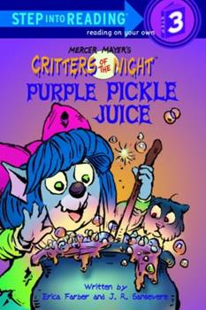 Paperback Purple Pickle Juice (Step-Into-Reading, Step 3) Book