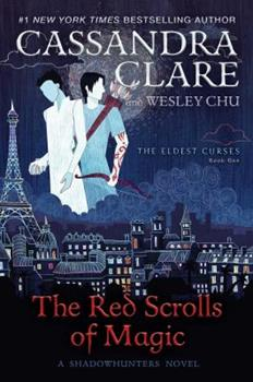The Red Scrolls of Magic 1481495089 Book Cover