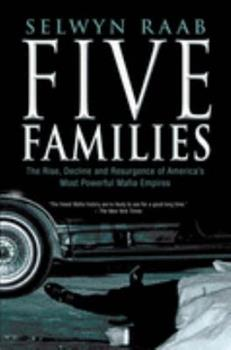 Paperback Five Families Book