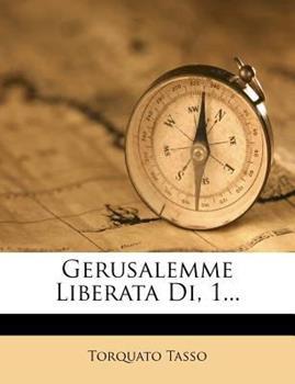 Paperback Gerusalemme Liberata Di, 1... Book