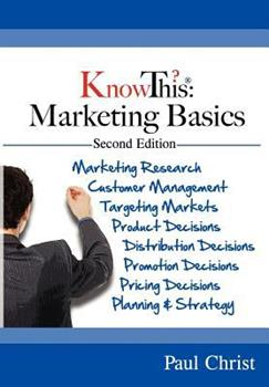 Paperback KnowThis: Marketing Basics, 2nd edition Book