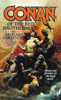 Conan of the Red Brotherhood (Conan) - Book  of the Conan the Barbarian