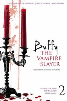 Buffy the Vampire Slayer, Vol. 2 1442412100 Book Cover