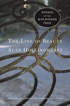 The Line of Beauty 1582345082 Book Cover