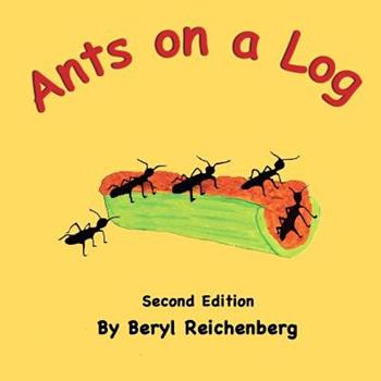 Paperback Ants on a Log Book