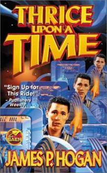 Thrice Upon a Time 0345275187 Book Cover