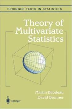 Theory of Multivariate Statistics 147577303X Book Cover