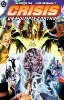 Crisis on Multiple Earths Vol. 1 - Book  of the Complete Justice Society