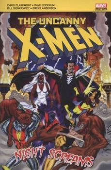 The Uncanny Xmen: Night Screams - Book  of the Uncanny X-Men 1963-2011