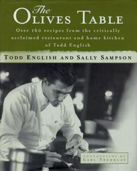 The Olives Table 0684815729 Book Cover