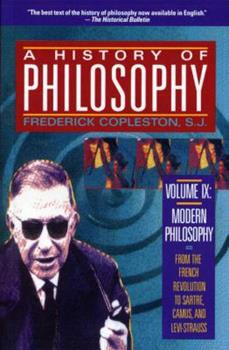 A History of Philosophy 0385129262 Book Cover