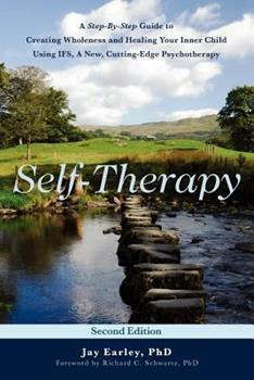 Paperback Self-Therapy [Large Print] Book