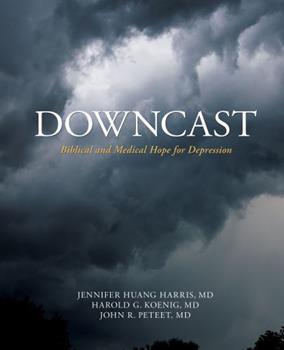 Paperback Downcast: Biblical and Medical Hope for Depression Book