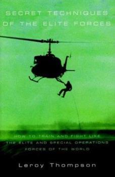 Paperback Secret Techniques of the Elite Forces Book