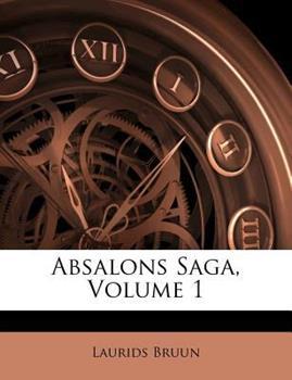 Paperback Absalons Saga Book