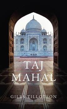 Taj Mahal - Book  of the Wonders of the World