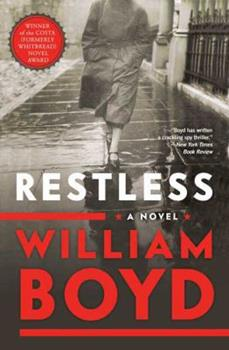 Restless 1408835185 Book Cover