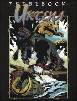 Paperback Tribebook: Uktena (Werewolf) Book