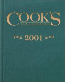 Cook's Illustrated 2001 0936184566 Book Cover