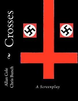 Paperback Crosses: A Screenplay [Large Print] Book