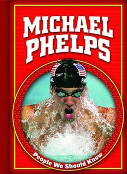 Michael Phelps - Book  of the People We Should Know ~Second Series~