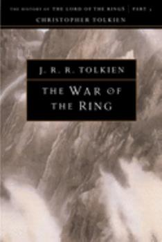 The War of the Ring - Book  of the Middle-earth Universe