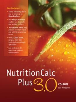 Misc. Supplies Nutritioncalc Plus Student Access Card 5.0 Book