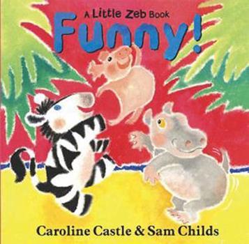 Paperback Funny! (Little Zeb) Book