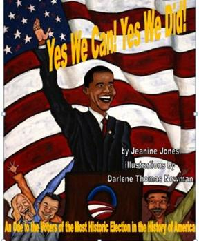 Hardcover Yes We Can! Yes We Did! Book