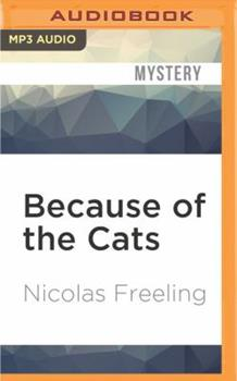 Because of the Cats 1933397489 Book Cover