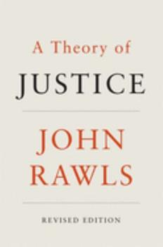 A Theory of Justice 0674880145 Book Cover