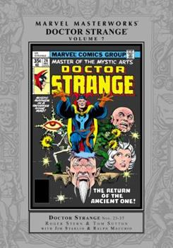 Marvel Masterworks: Doctor Strange, Vol. 7 - Book #238 of the Marvel Masterworks