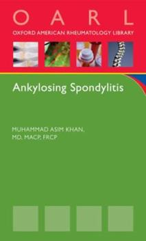 Ankylosing Spondylitis 019536807X Book Cover