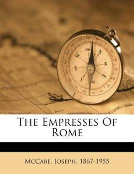 Paperback The Empresses of Rome Book