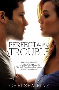 Paperback Perfect Kind of Trouble Book