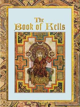 Hardcover The Book of Kells Book