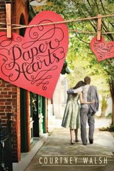 Paperback Paper Hearts Book