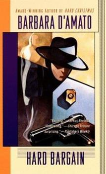Hard Bargain (Cat Marsala) 0425168980 Book Cover