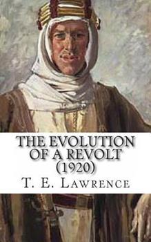 The Evolution of a Revolt (1920) 1495965481 Book Cover
