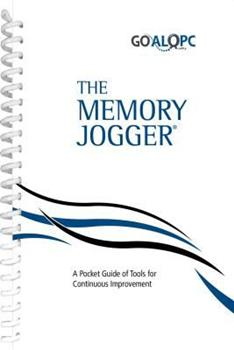 Spiral-bound The Memory Jogger: A Pocket Guide of Tools for Continuous Improvement Book