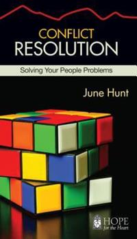 Conflict Resolution - Book  of the Hope for the Heart